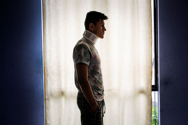 Arturo Vilca Mina, 24 años