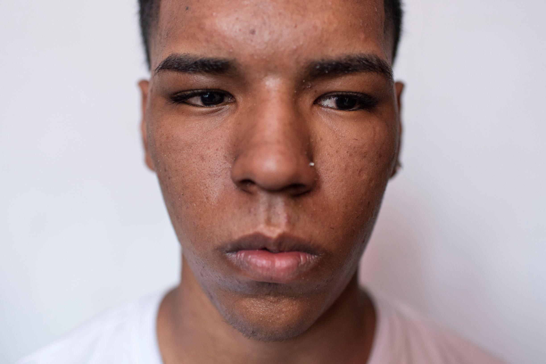 Junior Bandenay Ramírez, 19 años