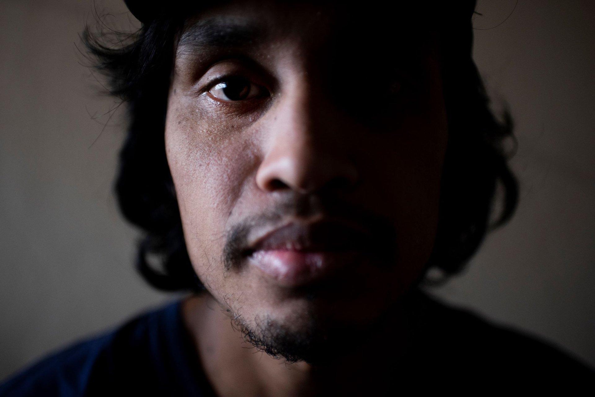 Percy Pérez Shapiama, 27 años