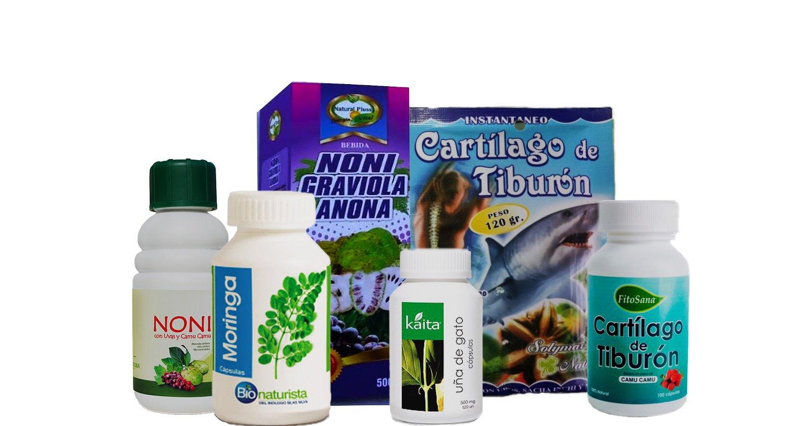 Los Fraudes De La Industria De Productos Naturales Salud Con Lupa
